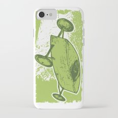 down at the derby  iPhone 7 Slim Case