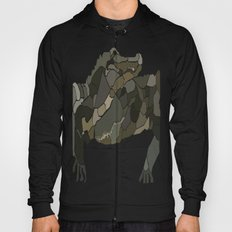 Mellifluous Crocodiles Hoody