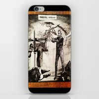 Whipping Corpses 1 iPhone & iPod Skin