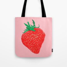 Strawberry, 2013. Tote Bag