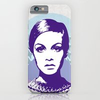 iPhone & iPod Case featuring Twiggy by Ela Caglar