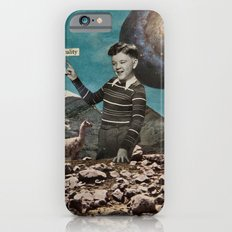 Hallucination Must Be Something More Than Reality iPhone 6 Slim Case