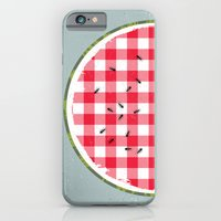 Picnic iPhone 6 Slim Case