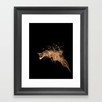 Firefox Framed Art Print