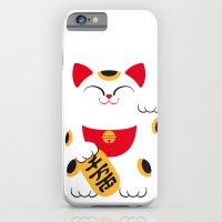 Japan Serie 4 - MANEKI N… iPhone 6 Slim Case