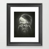 N.E.R.D. - (No-One Ever … Framed Art Print