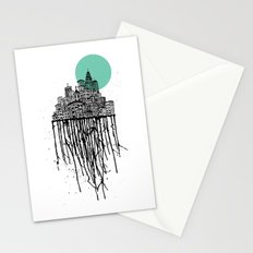 City Drips Stationery Cards