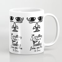Everything I Do Gonna Be Funky (For Now On) Mug