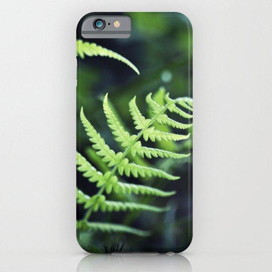 Fern Fantasy iPhone & iPod Case