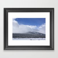 Northstar Framed Art Print