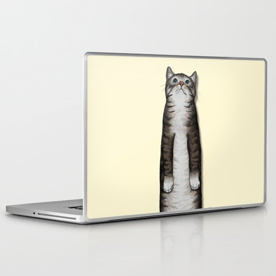 Look Laptop & iPad Skin