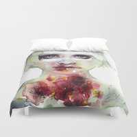 Keeping Inside This Wild… Duvet Cover