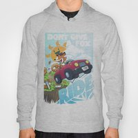Don´t give a fox Hoody
