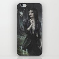 The Fate iPhone & iPod Skin
