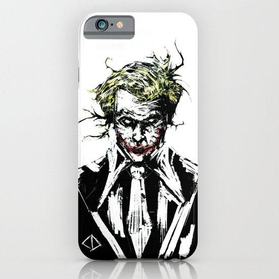 Joker. iPhone & iPod Case