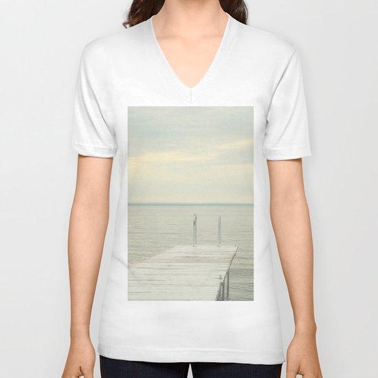 Dock V-neck T-shirt