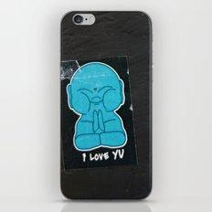 U R Buddhaful iPhone & iPod Skin