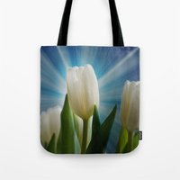 Tulpen Traum Tote Bag