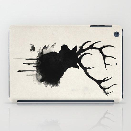 Elk - Deer iPad Case