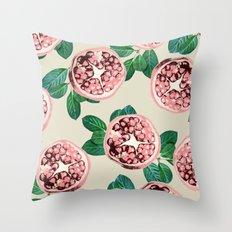 Pomegranate V2 #society6 #decor #buyart Throw Pillow