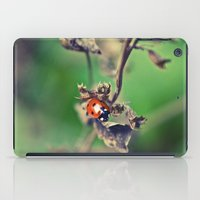 The Summer Bug iPad Case