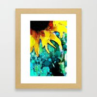 :: Sun Kissed Fate:: Framed Art Print