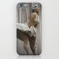 iPhone & iPod Case featuring Marilyn Monroe  by TaLins