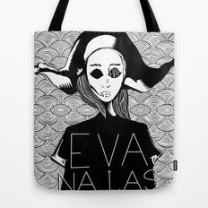 eva natas Tote Bag