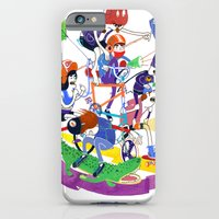 All Together Now! iPhone 6 Slim Case