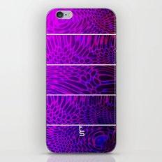 Bio Rhythm I (Five Panels Series) iPhone & iPod Skin