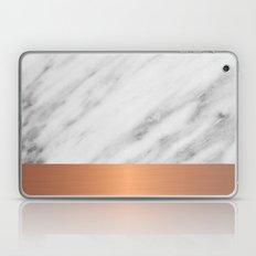 Carrara Italian Marble H… Laptop & iPad Skin
