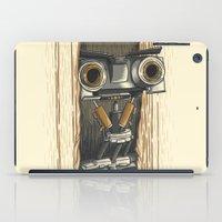 Here's Johnny 5! iPad Case