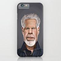 Celebrity Sunday ~ Ron P… iPhone 6 Slim Case