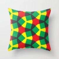 Terheijden Pattern Throw Pillow