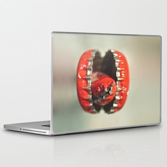 Cap Cannibal  Laptop & iPad Skin