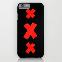 iPhone & iPod Case featuring xXx by bionicman31