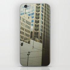 Minneapolis Collage iPhone & iPod Skin
