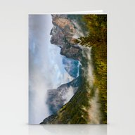 Yosemite National Park /… Stationery Cards