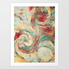Rapt Art Print