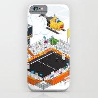 PONG tournament iPhone 6 Slim Case