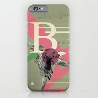 iPhone & iPod Case featuring (Times) B by Andre Villanueva
