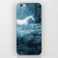 Under A Moonlit Sky iPhone & iPod Skin