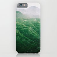 iPhone & iPod Case featuring Montes by Helia Marcos