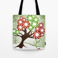 Magic Candy Tree - V2 Tote Bag