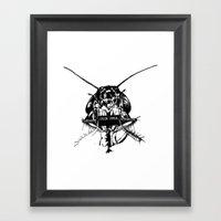 The Metamorphosis Framed Art Print