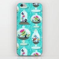 Tiny World Terrariums iPhone & iPod Skin
