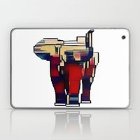 Elephant in the Abstract Laptop & iPad Skin