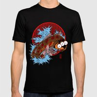 Blinky Mens Fitted Tee Black SMALL