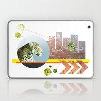Urban Jungle #3 Laptop & iPad Skin