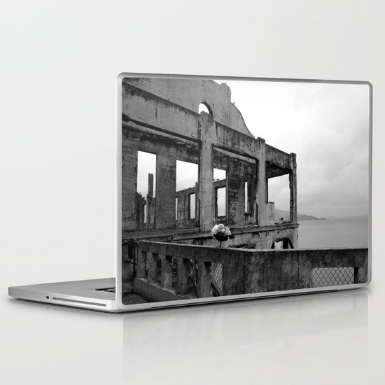 It all ends Laptop & iPad Skin